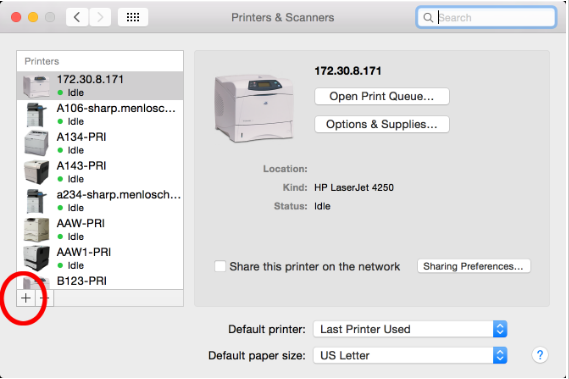 How Do I Add A Printer To My Mac