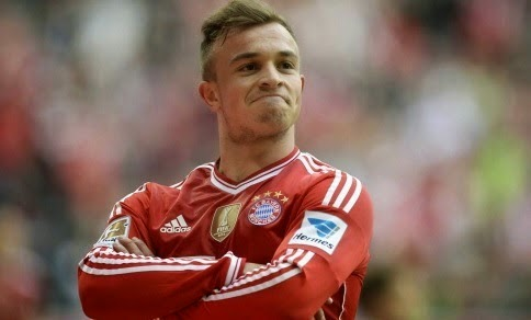 Inter Milan agree Xherdan Shaqiri deal
