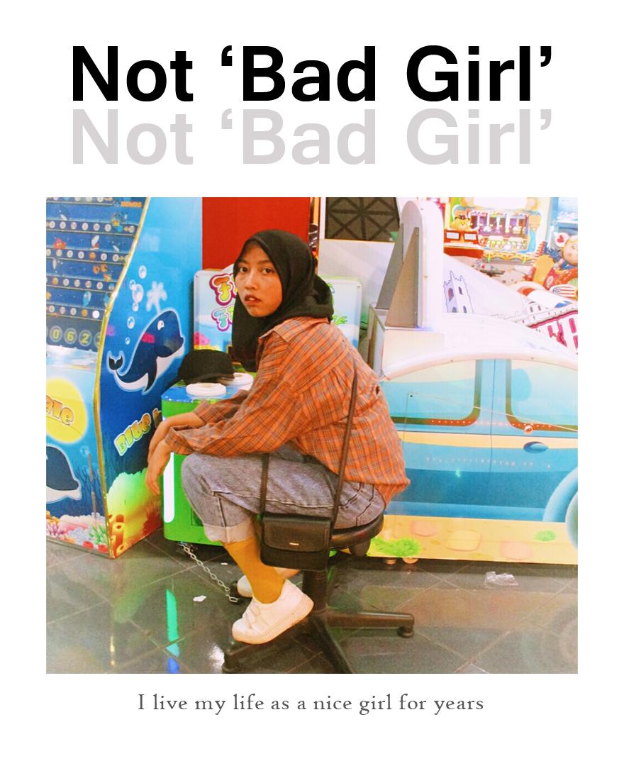 I'm Neither 'Good Girl' Nor 'Bad Girl' fashion blog