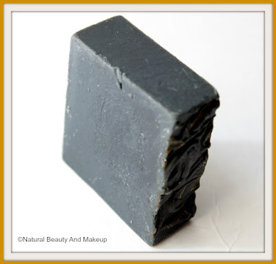 PaNee Handmade Soaps And Body Works ACTIVATED CHARCOAL Soap design