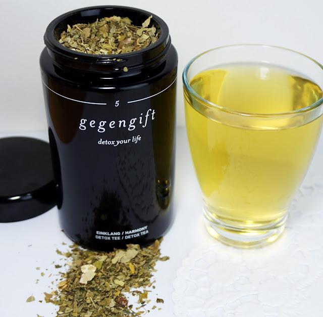 "gegengift – Detox Tee ""Einklang"""