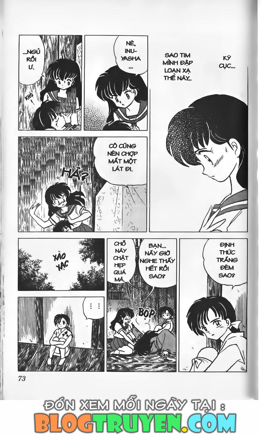 Inuyasha vol 05.4 trang 12