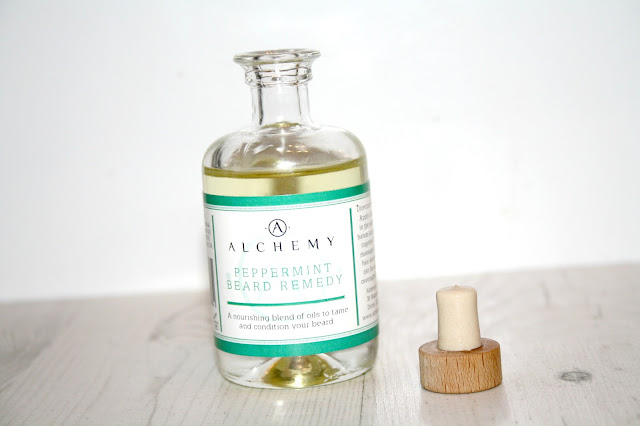 Peppermint Beard Remedy by Alchemy