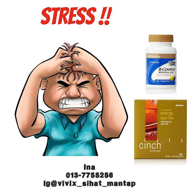 BAGAIMANA MENGATASI STRESS