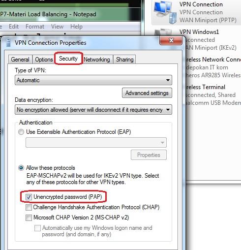 Cara Mengatasi <b>Error 741</b> di Jaringan <b>VPN</b> - ALHAD ENTERPRISES