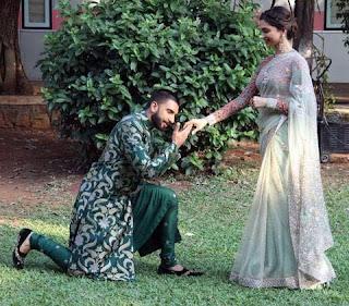 Ranbir Singh proposed Deepika Padukone