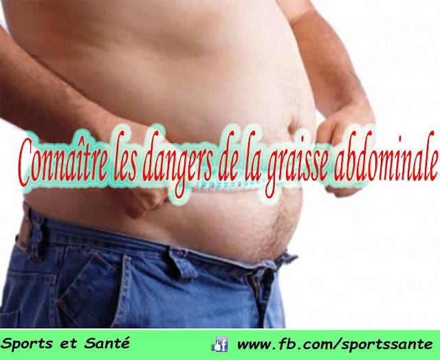 Connaître les dangers de la graisse abdominale