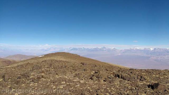 Trekking, Ascenso, Caminata, sierra, Tontal Norte, San Juan, dias, organizacion, logistica