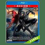 El hombre araña 3 (2007) 4K UHD Audio Dual Latino-Ingles