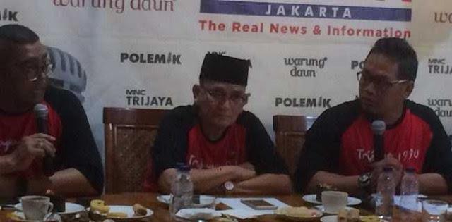Ruhut Sarankan SBY Minta Maaf Kepada Jokowi