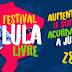 Festival Lula Livre dia 28 no Rio