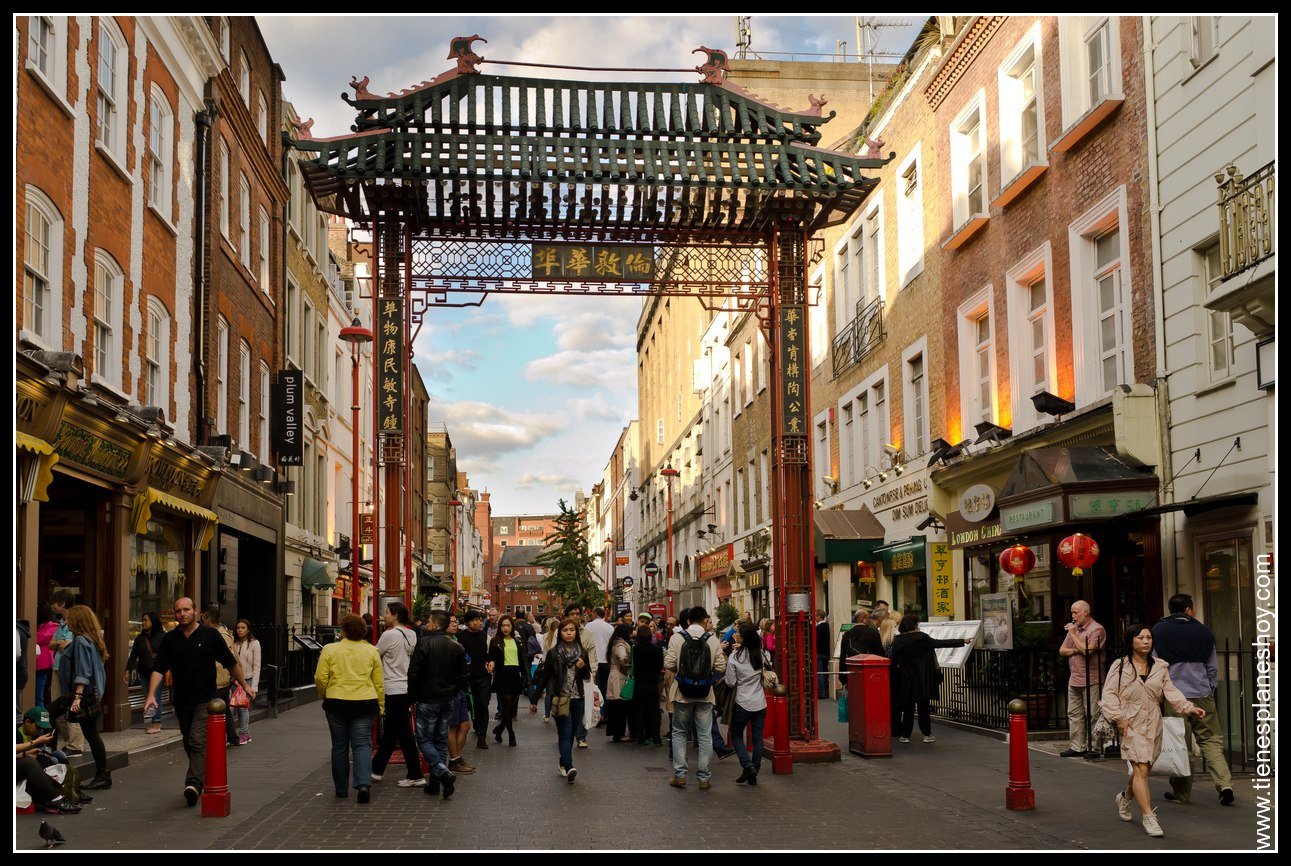 Chinatown Londres (London) Inglaterra