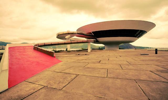 Niteroi Çağdaş sanat müzesi