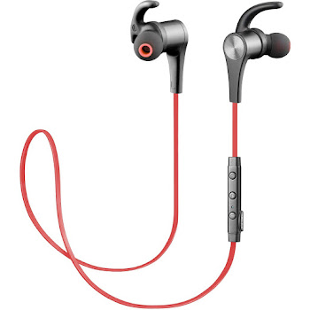 SoundPEATS Q12 Red
