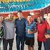 Vereador  Maurício de Jesus participa de festa realizada pelo CAP. com o pré-candidato a Deputado Estadual, Rogério Filho,