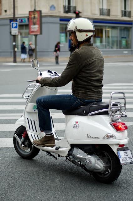Gợi ý chọn mũ bảo hiểm hợp với người đi xe tay ga