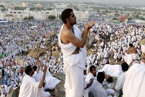 Do'a Ketika Ibadah Hajji Dan Umroh Engkap Dengan Artinya