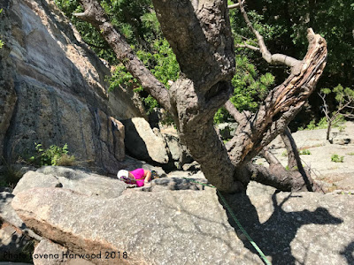 Gunks, rock climbing, Betty, trad lead