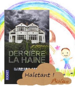 Derrière la haine Barbara Abel Pocket avis chronique critique blog thriller Belge