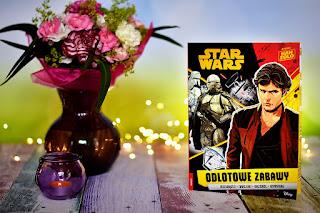 """""""Star Wars. Han Solo - historie. Odlotowe zabawy"""" książki dla dzieci #31"""