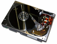hard disk,komputer, media penyimpanan data,memori internal