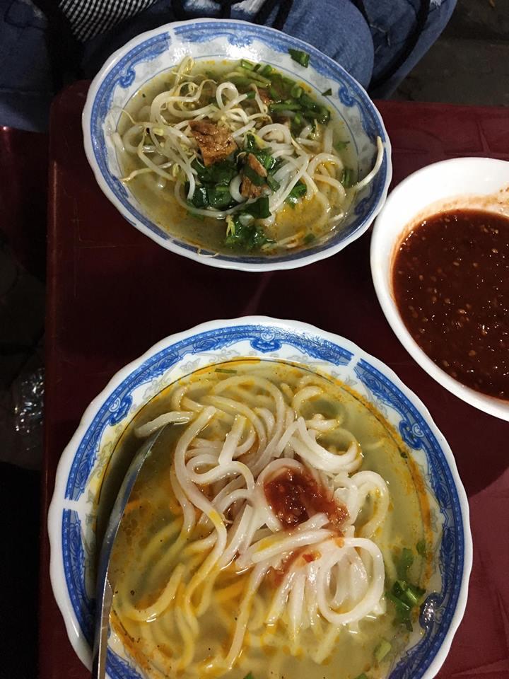 Các món ăn lạ ở Quy Nhơn - Tuy Hòa