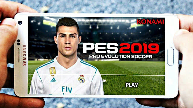 practical soccer supervisor amongst parts of a simulator Download PES 2019 PRO gratis on android