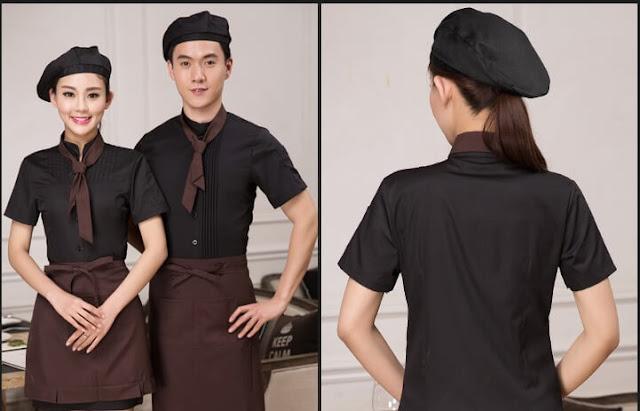 Tiêu chí chọn đồng phục cho nhà hàng