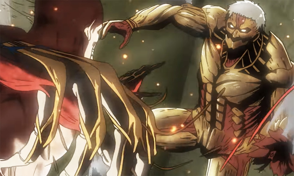 "Attack on Titan"" Is The most Streamed Anime On The Internet."
