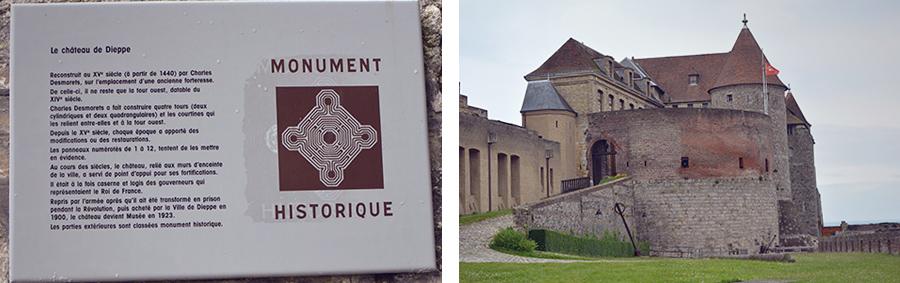 Burg Dieppe