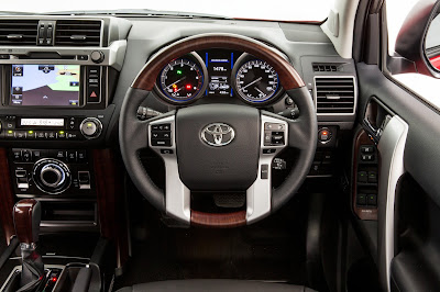 New Toyota Land Cruiser 2016 STEARING  WHEEL Hd Images