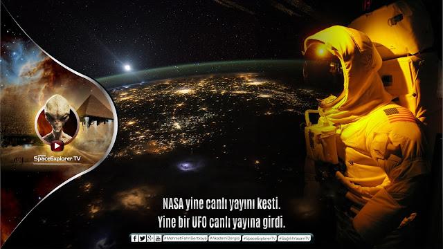Uluslar Arası Uzay İstasyonu, Canlı yayın, UFO, NASA neden gizliyor, Videolar, Space Explorer,