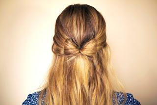 Hướng dẫn cách làm tóc hình nơ đẹp nhất