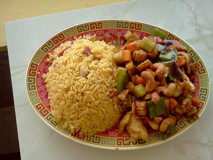 Mandarin Wok II
