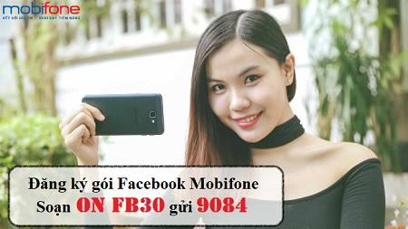 Cách đăng ký gói FB30 Mobifone