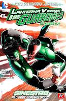 Os Novos 52! Lanterna Verde - Os Novos Guardiões #19