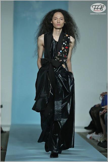 Philippine Fashion Week Holiday 2016 The Jerome Salaya