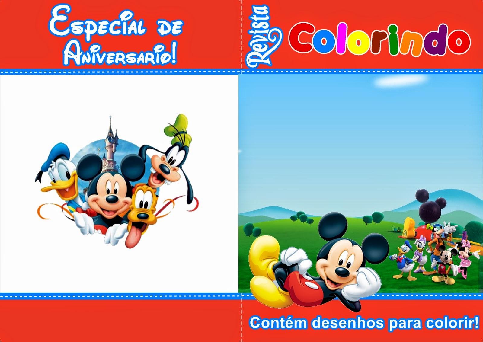 Fazendo A Propria Festa Capa Para Revista De Colorir