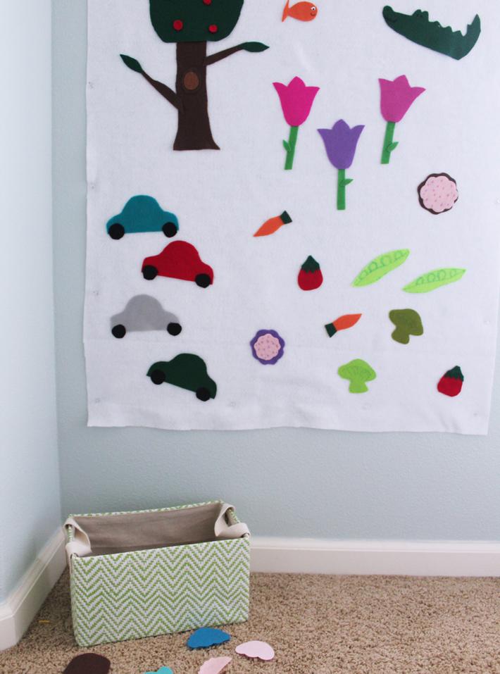 DIY Play Room Makover by @thehooknook