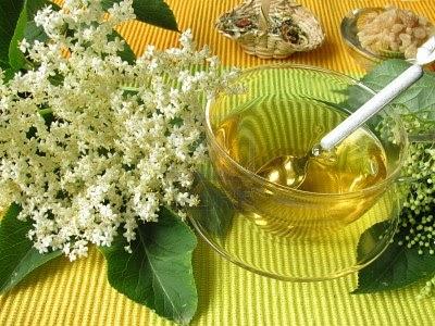 Pareri Ceai de soc. Ceai de slabit si tratament eficient impotriva racelii si gripei.