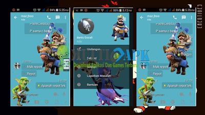 Update BBM Mod Clash Royale v2.13.1.14 APK Terbaru