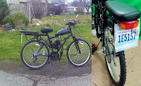 BUILD A DIY MOTORIZED BICYCLE MotorBike         INSTRUCTIONS AND HARDWARE LIST