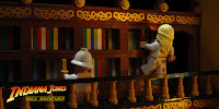 LEGO - INDIANA JONES AND THE LAST CRUSADE (la última ctuzada)