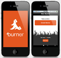 تطبيق Burner - Smart Phone Numbers لانشاء رقم وهمي على اندرويد