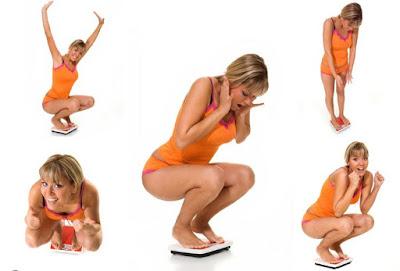 cara mengurangi berat badan secara alami