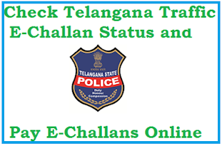 Traffic e Challan Status Check online