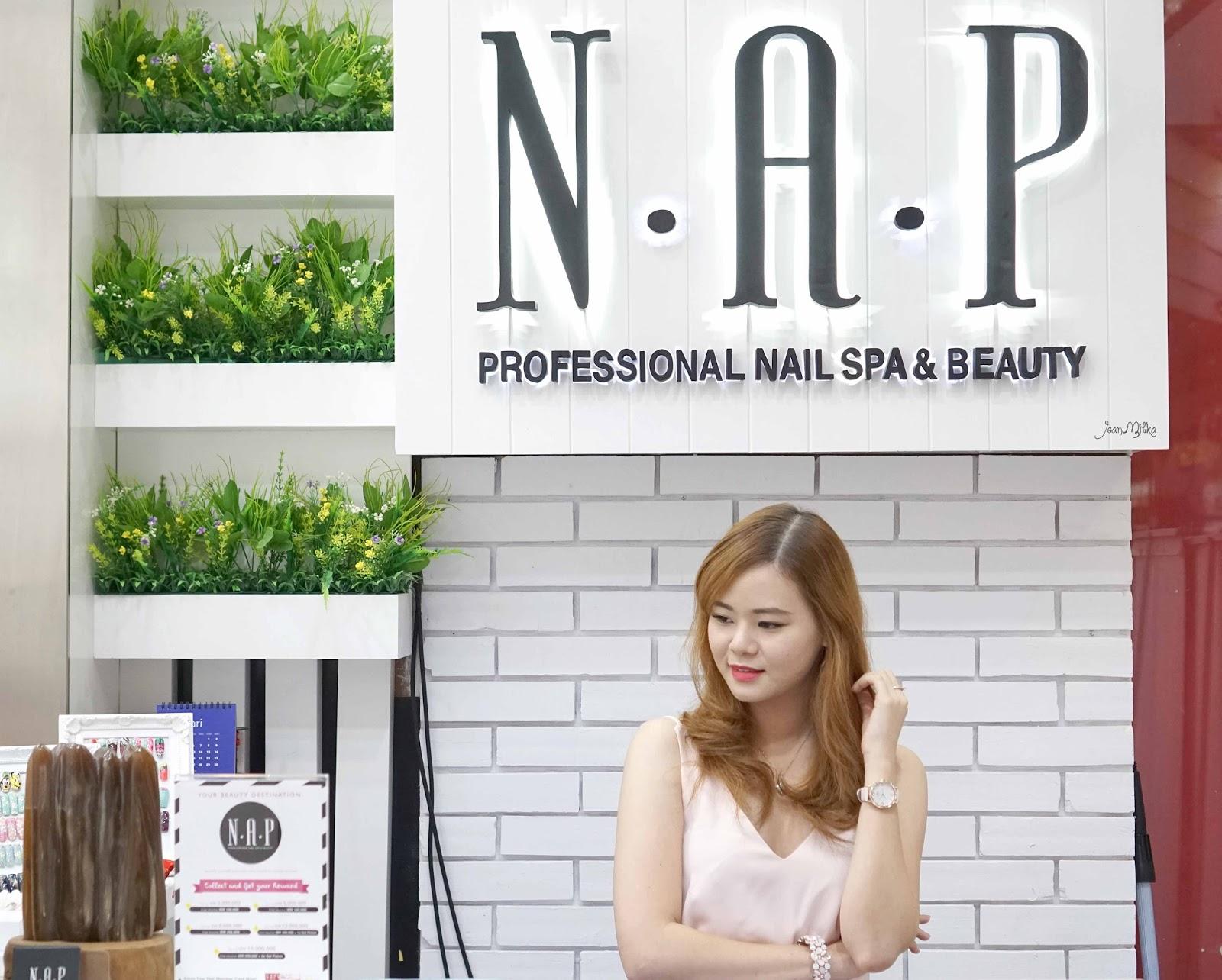 nap, nap salon, nap professional, nap nail, salon, beauty, beauty salon, salan jakarta, nap nail kemang village, salon kemang village