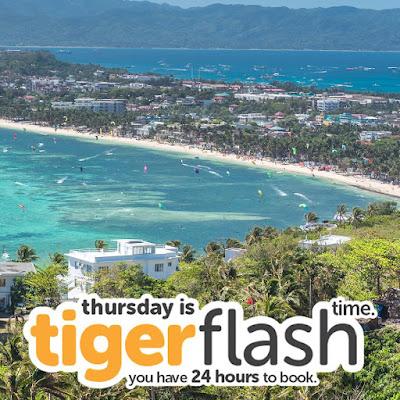 Khuyến mãi Tigerflash ngày 21-07