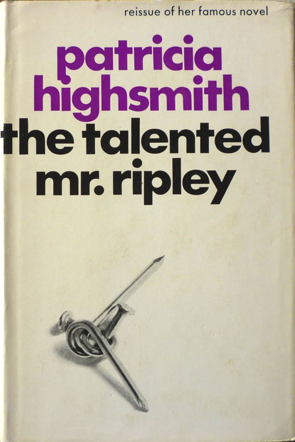 Talented Mr Ripley Book