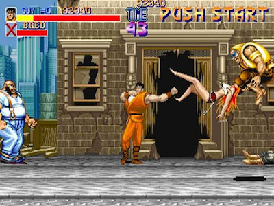 """(Review OldSchool Digger) """"Final Fight"""" (arcade) Ff2"""
